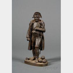 Bronze Figure of Napoleon