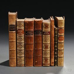English Letters, Erotica, Eight Volumes.