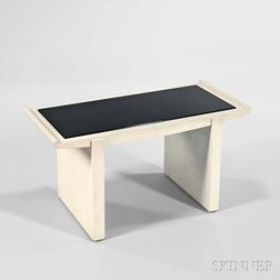Coffee Table Designed by Andre Domin and Marcel Genevriere