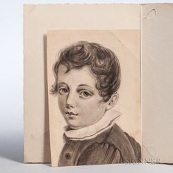 Anna T. Dorrance (American, Mid-19th Century)      John R.A. Dorrance