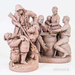 Four Ceramic Roger's Groups