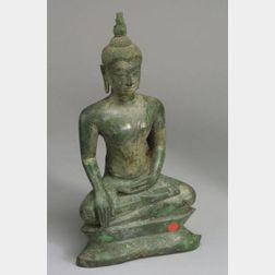 Bronze Figure of the Buddha