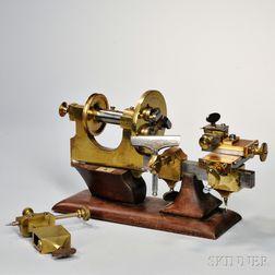 Swiss Watchmaker's Mandrel