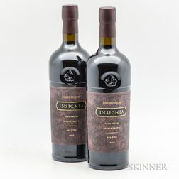 Joseph Phelps Insignia 2012, 2 bottles