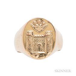14kt Gold Ring