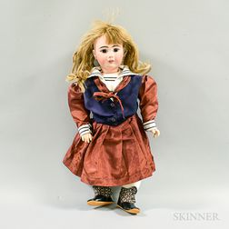 Large Simon & Halbig 24-inch Doll