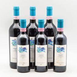 Pieve Santa Restituta (Gaja), 3 bottles3 demi bottles