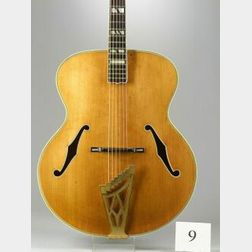 American Archtop Guitar, John D'Angelico, New York, 1947, Model New Yorker