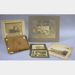 Group of Late 19th/Early 20th Century Photographs and a Mid-20th Century Photograph   Album