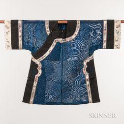 Han-style Woman's Informal Gauze Robe