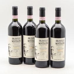 Cerbaiona Brunello di Montalcino 1998, 4 bottles