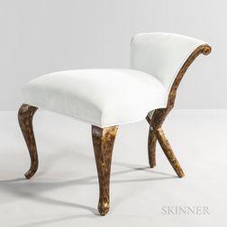 Christopher Guy X-leg Lounge Chair
