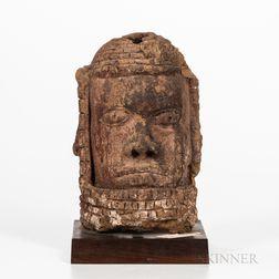 Benin Terra-cotta Head