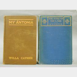 Cather, Willa Sibert (1873-1947)