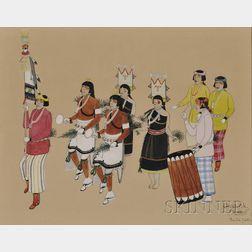 Tonita Pena (1893-1949)      Quah Ah