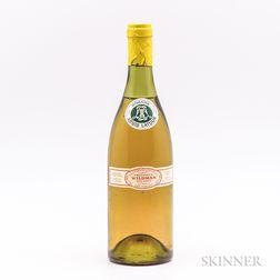 Louis Latour Corton Charlemagne 198(2?), 1 bottle