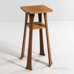 Stickley Arhaus Collector Edition Plant Stand