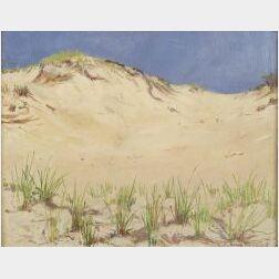 Stacy Tolman (American, 1860-1935)  The Dunes