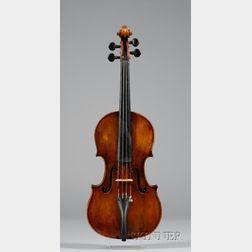 Italian Composite Violin, Ascribed to Gagliano Workshop, c. 1760