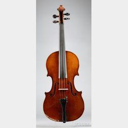 German Violin, Ernst Heinrich Roth, Markneukirchen, 1937