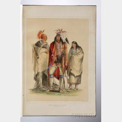 Catlin, George (1796-1873) [Catlin's North American Indian Portfolio.]