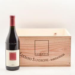 Sandrone Barolo Le Vigne 1999, 4 bottles