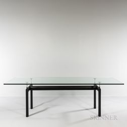 Le Corbusier by Cassina LC6 Dining Table