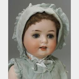 Ernst Heubach Bisque Head Character Baby