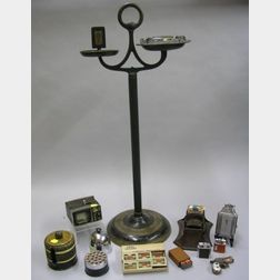 Group of Assorted Collectible Smoking Related Items