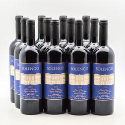 Argiano Solengo Rosso 2010, 12 bottles