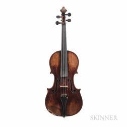 German Violin, Mittenwald