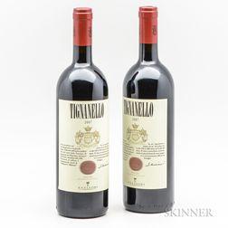 Antinori Tignanello Toscana 2007, 2 bottles