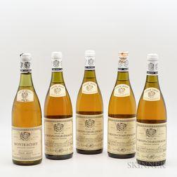 Louis Jadot 1985, 5 bottles