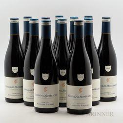Fontaine Gagnard Chassagne Montrachet Rouge 2018, 12 bottles (2 x oc)