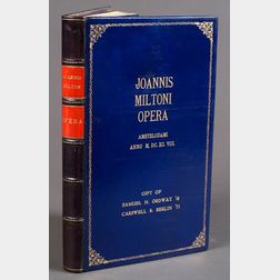 Milton, John (1608-1674)