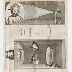 Gravesande, Willem Jacob's (1688-1742)   Mathematical Elements of Natural Philosophy