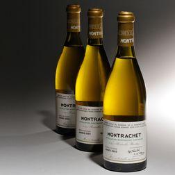 Domaine de la Romanee Conti Le Montrachet 2003
