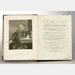 Boswell, James (1740-1795) The Life of Samuel Johnson.