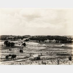 Walker Evans (American, 1903-1975)  Four Views of the Arthurdale Subsistence Homestead Project, Farm Security Administration, Reedsvill
