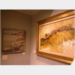 Lot of Two Framed Oils