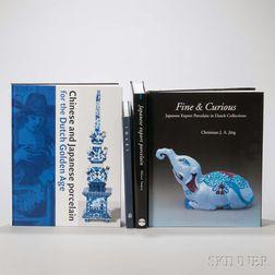 Four Books on Japanese Export Art
