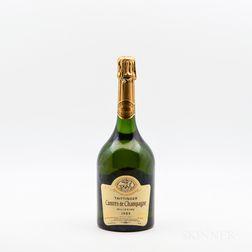 Taittinger Comtes de Champagne 1989, 1 bottle
