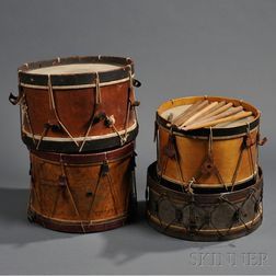 Four Drums