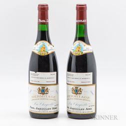 Jaboulet Aine Hermitage La Chapelle 1990, 2 bottles