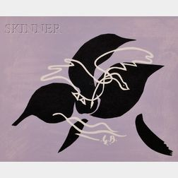 Georges Braque (French, 1882-1963)      L'Essor II