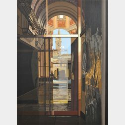 Richard Estes (American, b.  1932)      Salzburg