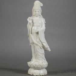 Marble Guanyin