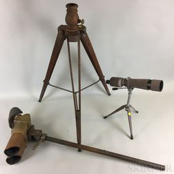 WWII Spotting Scope or Binoculars