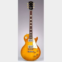 American Electric Guitar, Gibson Incorporated, Kalamazoo, 1959, Model Les Paul Stand