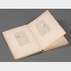 Gorham Silversmiths Limited Edition Book